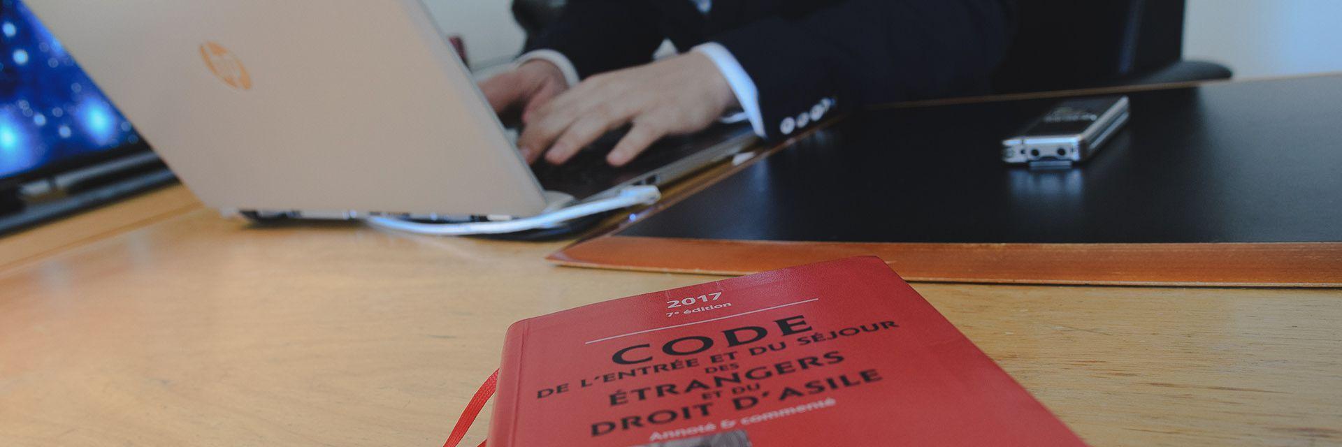 Code de l'entrée et du séjour des étrangers