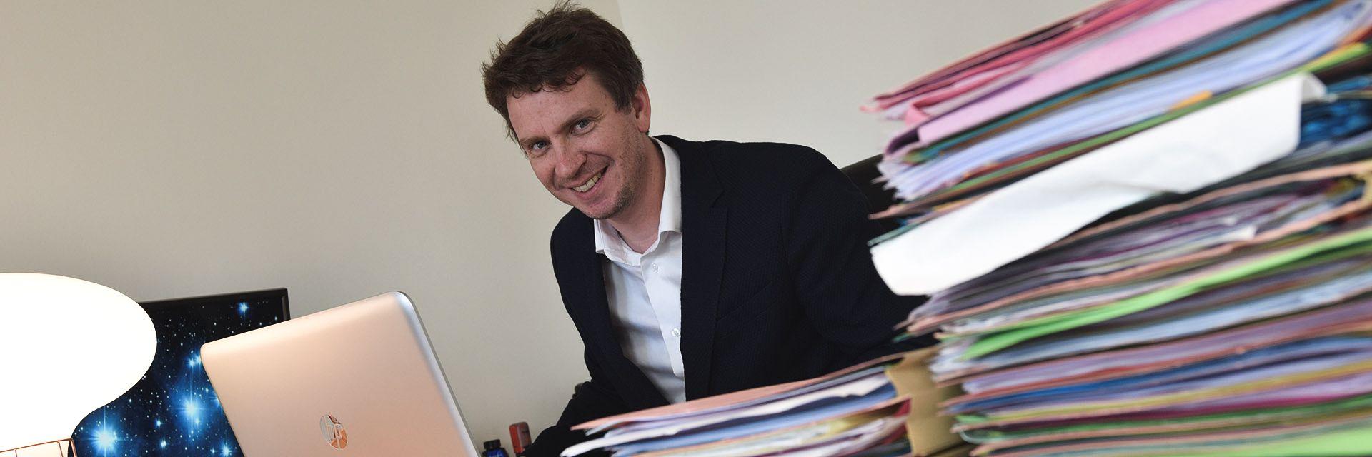 Maître Frédéric Alquier